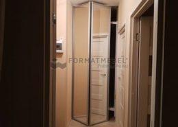 Двери гармошка в гардеробную