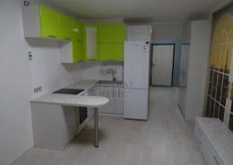 кухня в квартиру студию